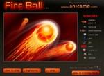 Арканоид с горящим шаром