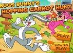 Багз Банни охотится после морковками
