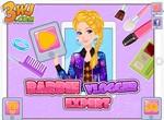 Барби интернет-блогер