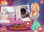 Барби модный фотограф
