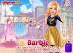Барби на летней неделе моды