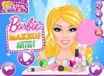 Барби профессиональный визажист