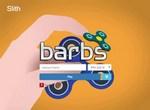 Barbs.io: Спиннер с шипами
