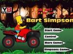 Барт Симпсон на вездеходе
