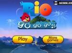 Бегалка злой птички Рио