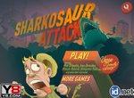 Безжалостная атака акулозавра