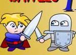 Битва маленьких воинов