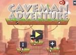 Бродилка-головоломка пещерного человека