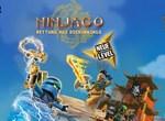 Бродилка Ниндзяго: Побег из Джиндзяго