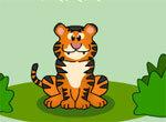 Шашки с тигром и львом