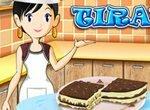 Кухня Сары: Готовим тирамису