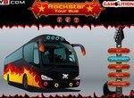 Туристический автобус для рок-звезд
