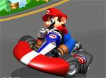 Марио в чемпионате по картингу