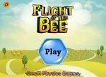 Полет трудолюбивой пчелки