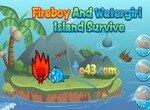 Огонь и Вода на опасном острове