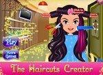 Создаем прически в парикмахерской