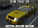 Сим такси юнити 3Д