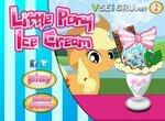 Мороженое для милых пони