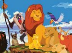 Пазл: Король Лев