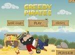 Жадные пираты: Собери сокровища