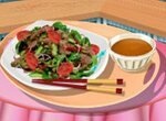 Кухня Сары: Тайский салат