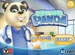 Доктор Панда лечит больных