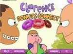 Кларенс соединяет пончики
