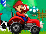 Грибная ферма Марио