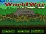 Мировая война: Под атакой вражеских солдат