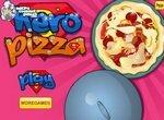 Готовим пиццу для героя