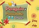 Пингвиненок Пороро на воздушных шариках