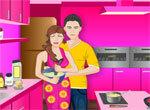 Поцелуи на кухне