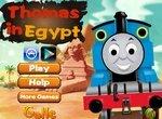 Поезд Томас путешествует по Египту