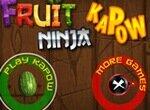 Умение фруктового ниндзя