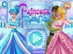 Жаркий поцелуй принцессы