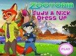 Зверополис: Одеваем Джуди и Ника