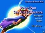 Питер Пен: Найди 5 отличий