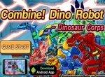 Собираем  динозавров-роботов