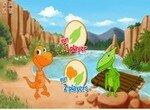 Поезд динозавров: Гонки на плотах