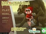 Найди различия с Красной Шапочкой