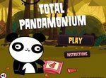 Нападение злобных панд