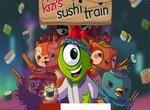 Суши поезд монстрика Кизи
