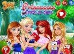 Диснеевские принцессы: Правда или действие