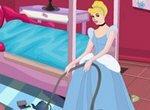 Генеральная уборка в комнате принцессы