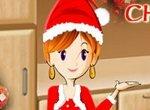 Кухня Сары: Новогоднее печенье