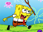 Спанч Боб и фиолетовые медузы
