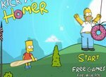 Симпсоны: Полет Гомера
