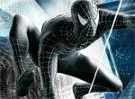 Человек-паук в полете