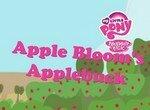 Поймай яблоки в корзинку Эппл Блум