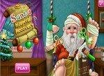 Санта Клаус лечится в больнице